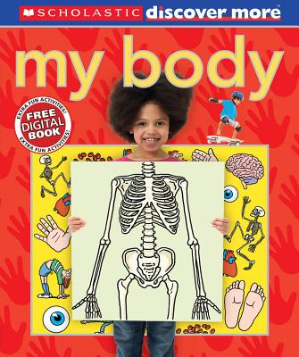 My Body By Pinnington, Andrea